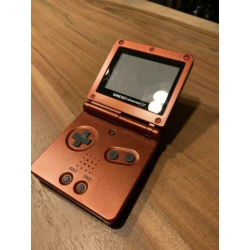 Nintendo Game Boy Advance SP z.g.a.n
