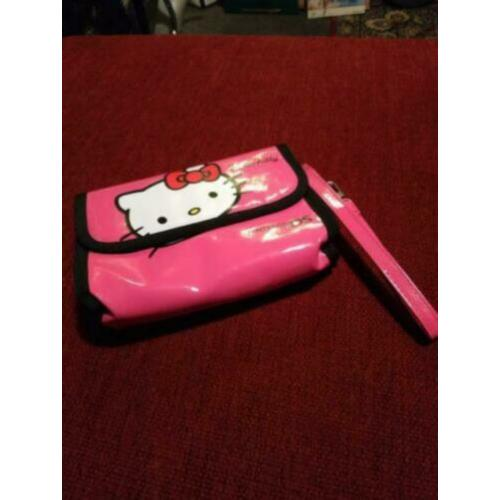 Nintendo DS Hello Kitty tasje € 5,50