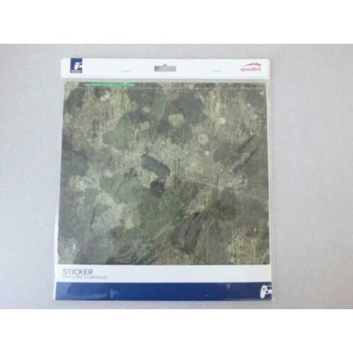 Playstation 4-- stickers--nieuw--schedel of camouflage